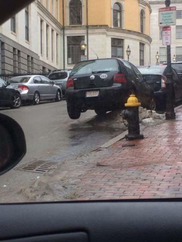 Άνθρωποι που πάρκαραν σε λάθος σημείο (15)