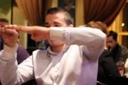 Άνθρωπος με μαγικά δάχτυλα
