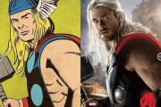 Avengers: Comic vs Κινηματογράφος (2)