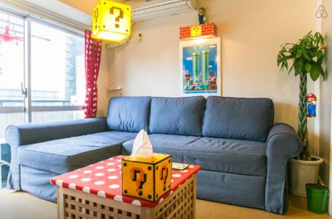 Αυτό το διαμέρισμα στο Τόκιο είναι το όνειρο κάθε fan του Super Mario (1)