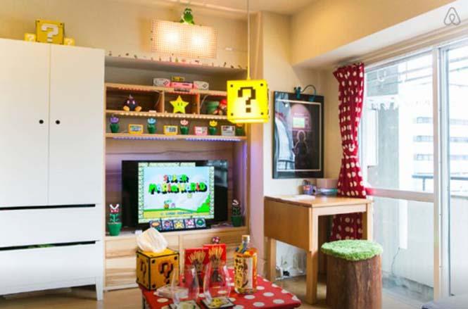 Αυτό το διαμέρισμα στο Τόκιο είναι το όνειρο κάθε fan του Super Mario (3)