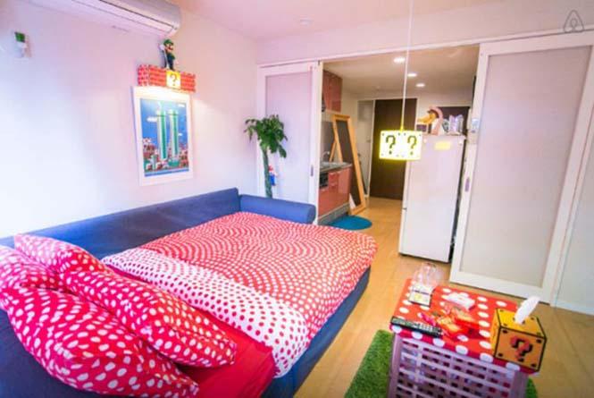Αυτό το διαμέρισμα στο Τόκιο είναι το όνειρο κάθε fan του Super Mario (4)