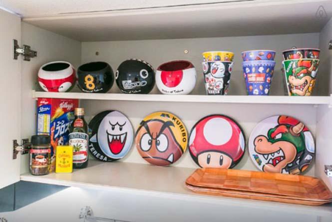 Αυτό το διαμέρισμα στο Τόκιο είναι το όνειρο κάθε fan του Super Mario (8)