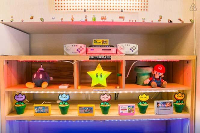 Αυτό το διαμέρισμα στο Τόκιο είναι το όνειρο κάθε fan του Super Mario (10)