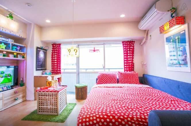 Αυτό το διαμέρισμα στο Τόκιο είναι το όνειρο κάθε fan του Super Mario (12)