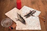 Εκπληκτικές 3D ζωγραφιές που «βγαίνουν» απ' το χαρτί #5 (1)