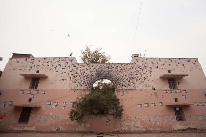 Η εκπληκτική τέχνη του δρόμου από τον DALeast (5)