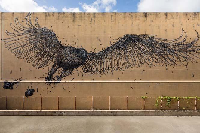 Η εκπληκτική τέχνη του δρόμου από τον DALeast (6)