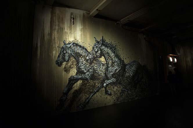 Η εκπληκτική τέχνη του δρόμου από τον DALeast (9)