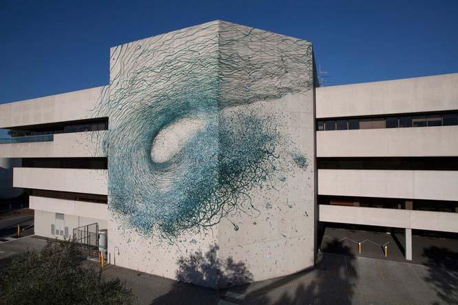 Η εκπληκτική τέχνη του δρόμου από τον DALeast (10)