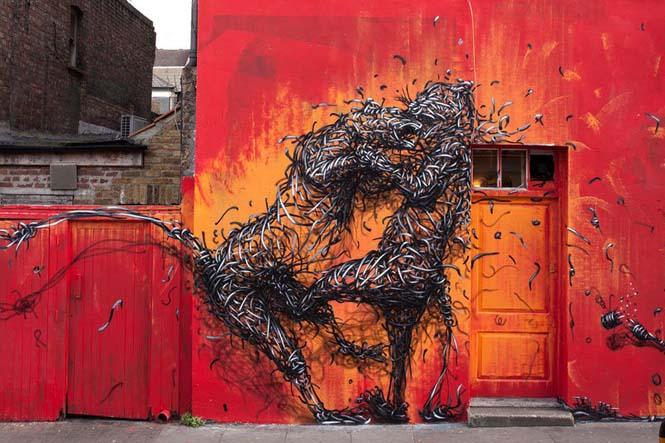 Η εκπληκτική τέχνη του δρόμου από τον DALeast (12)