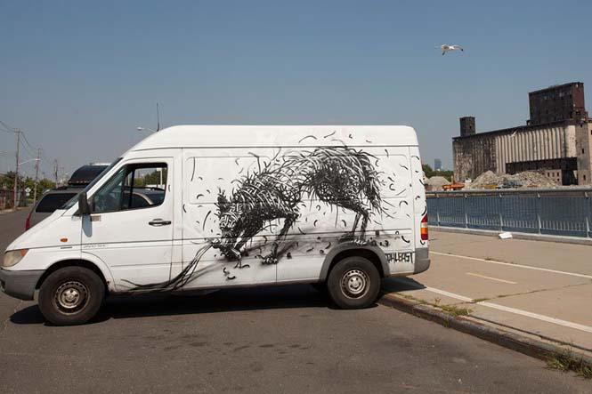 Η εκπληκτική τέχνη του δρόμου από τον DALeast (13)