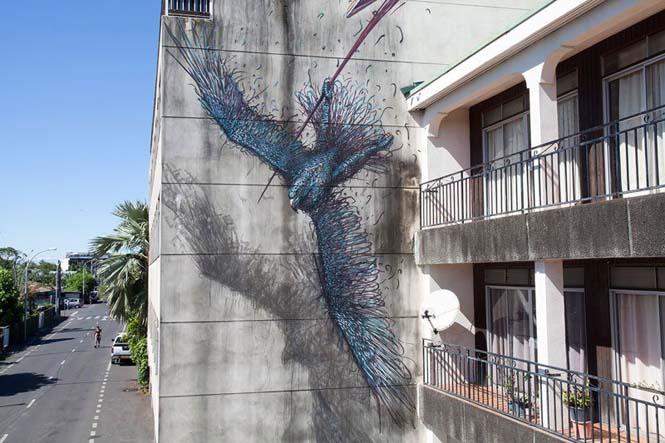 Η εκπληκτική τέχνη του δρόμου από τον DALeast (14)