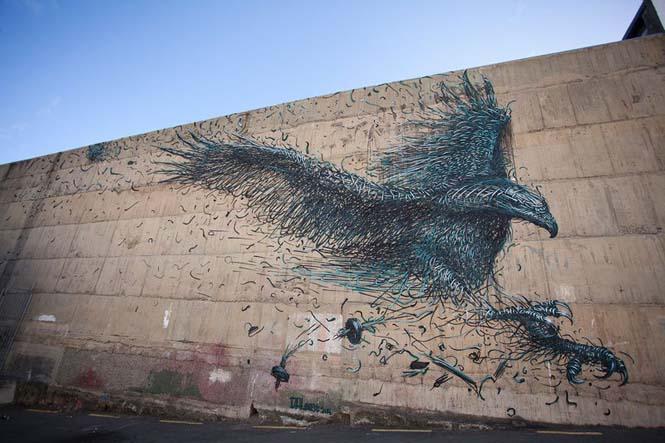 Η εκπληκτική τέχνη του δρόμου από τον DALeast (16)