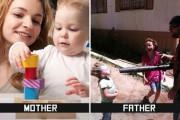 Μαμάδες και μπαμπάδες σε ξεκαρδιστικές φωτογραφίες (3)