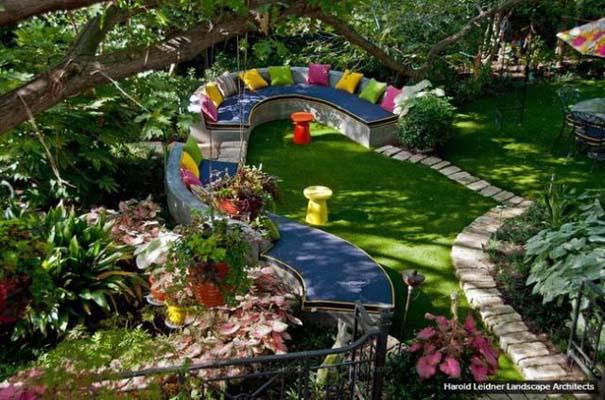 20 άνθρωποι που έχουν έναν μικρό παράδεισο στην αυλή τους (3)