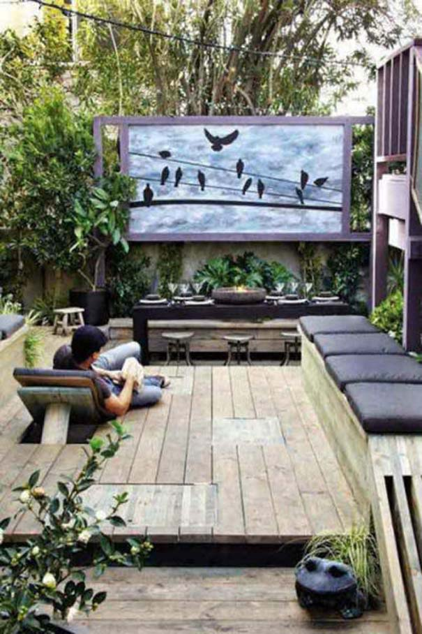 20 άνθρωποι που έχουν έναν μικρό παράδεισο στην αυλή τους (4)
