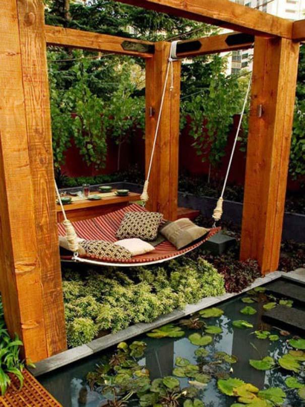 20 άνθρωποι που έχουν έναν μικρό παράδεισο στην αυλή τους (5)