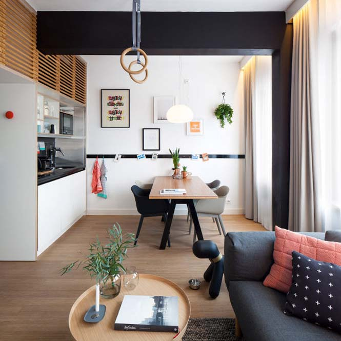 Αυτό το μικροσκοπικό loft εκμεταλλεύεται τέλεια τον μικρό χώρο (3)