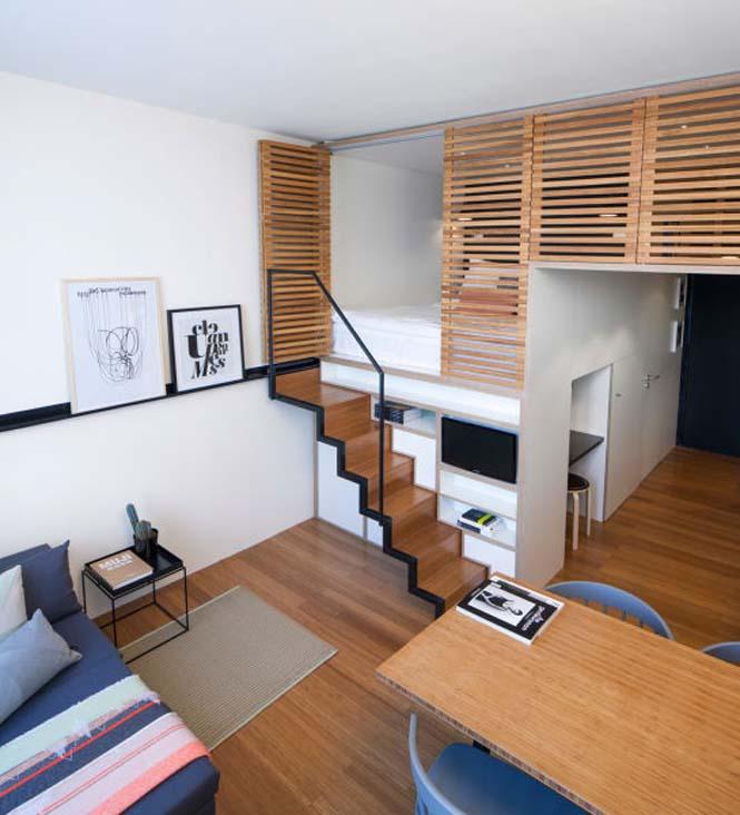 Αυτό το μικροσκοπικό loft εκμεταλλεύεται τέλεια τον μικρό χώρο (7)