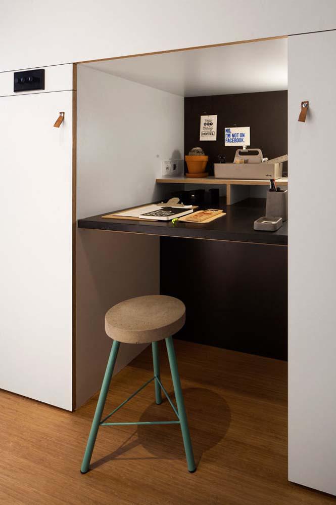 Αυτό το μικροσκοπικό loft εκμεταλλεύεται τέλεια τον μικρό χώρο (10)