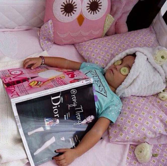 Μωρά που κάνουν μεγάλη ζωή στο Instagram (2)