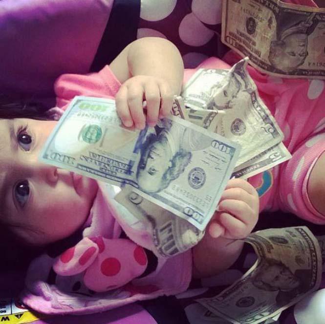 Μωρά που κάνουν μεγάλη ζωή στο Instagram (3)