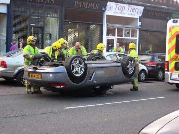 Ασυνήθιστα τροχαία ατυχήματα #28 (3)