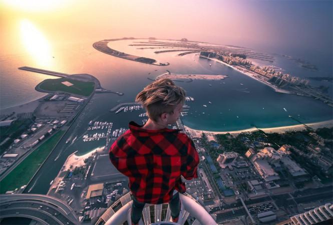Η καλύτερη θέα στο Dubai | Φωτογραφία της ημέρας