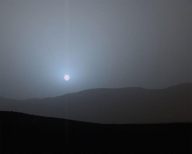 Πως είναι ένα ηλιοβασίλεμα στον Άρη | Φωτογραφία της ημέρας
