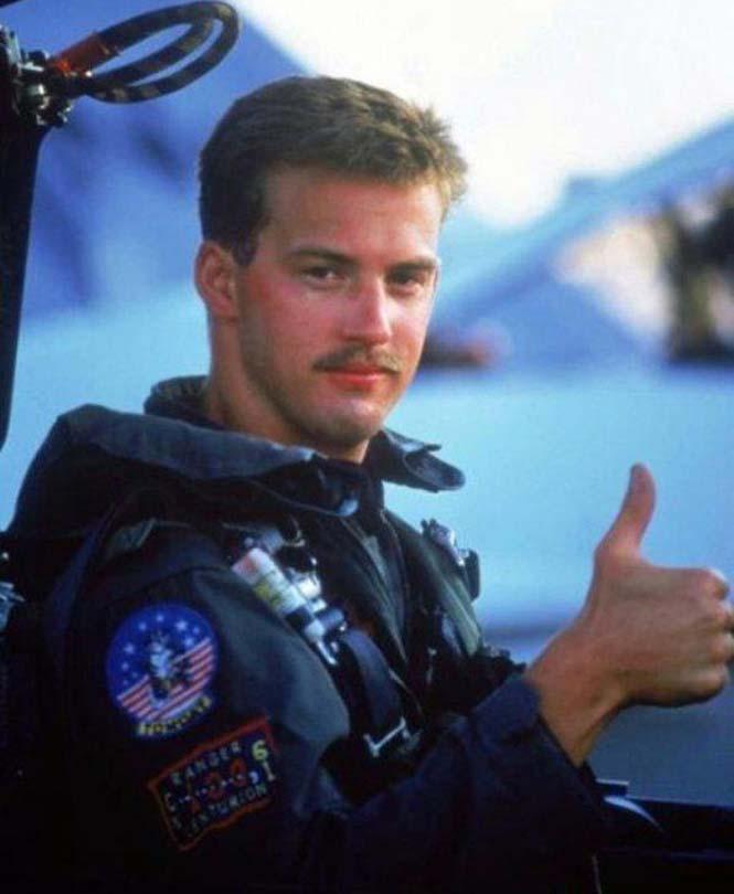 Οι πρωταγωνιστές της ταινίας «Top Gun» τότε και τώρα (3)