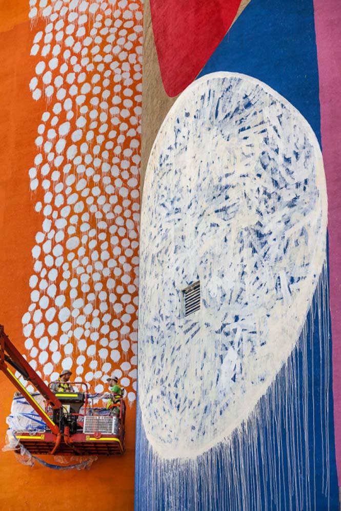 Σιλό σιτηρών μετατράπηκαν σε έργο τέχνης (4)