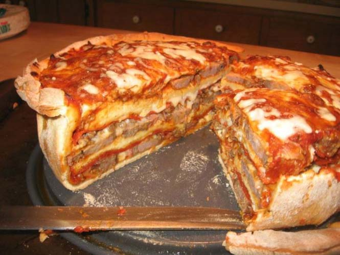 Σπιτική πίτσα για εμφράγματα (24)