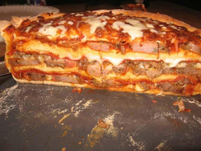 Σπιτική πίτσα για εμφράγματα (25)