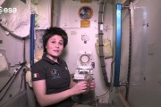 Τουαλέτα στον Διεθνή Διαστημικό Σταθμό