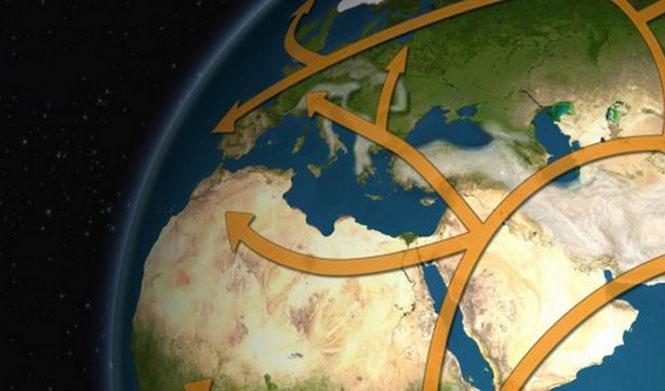 Βίντεο δείχνει πως οι άνθρωποι κατοίκησαν σταδιακά όλες τις γωνιές του πλανήτη