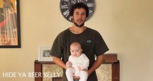 17 τρόποι για να κρατήσεις ένα μωρό (Video)