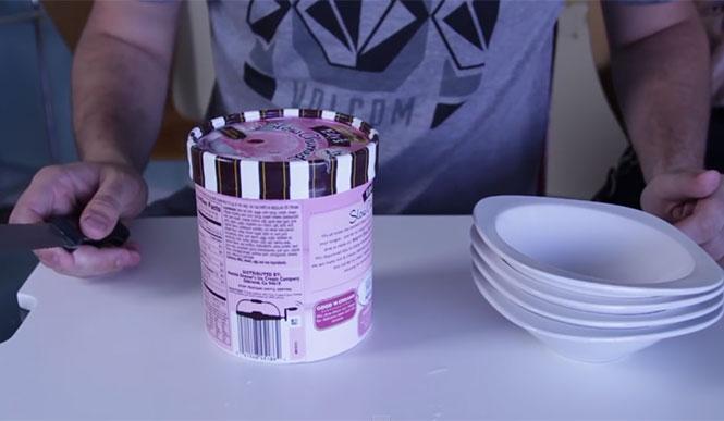 5 απίθανα τρικ για το παγωτό