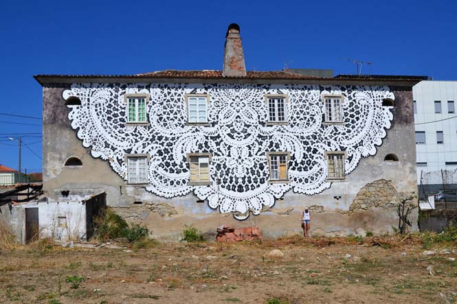 Απίστευτα graffiti με σεμεδάκια (1)