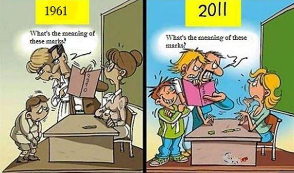 Αστεία σκίτσα που δείχνουν πόσο άλλαξε ο κόσμος (3)