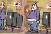 Αστεία σκίτσα που δείχνουν πόσο άλλαξε ο κόσμος (5)