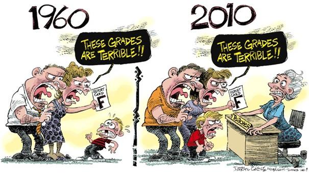 Αστεία σκίτσα που δείχνουν πόσο άλλαξε ο κόσμος (21)