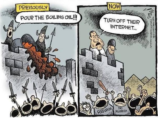 Αστεία σκίτσα που δείχνουν πόσο άλλαξε ο κόσμος (14)