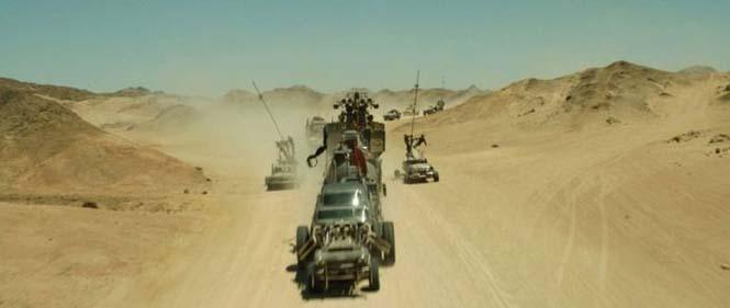 Τα ειδικά εφέ του «Mad Max: Fury Road» (1)