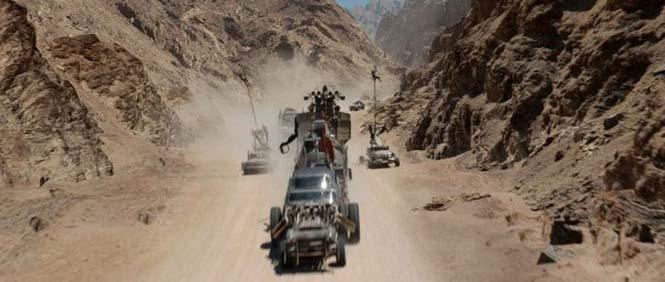 Τα ειδικά εφέ του «Mad Max: Fury Road» (2)