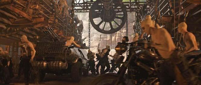 Τα ειδικά εφέ του «Mad Max: Fury Road» (4)