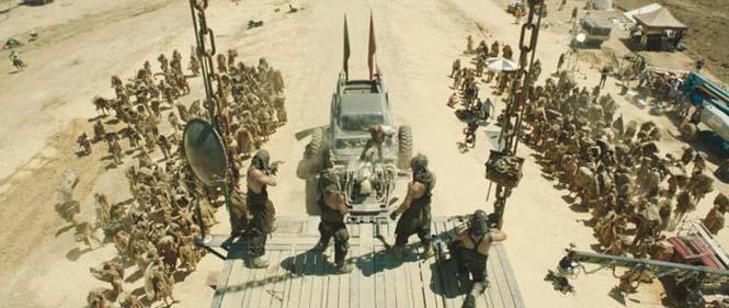 Τα ειδικά εφέ του «Mad Max: Fury Road» (7)
