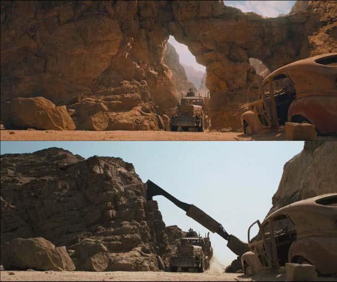 Τα ειδικά εφέ του «Mad Max: Fury Road» (19)