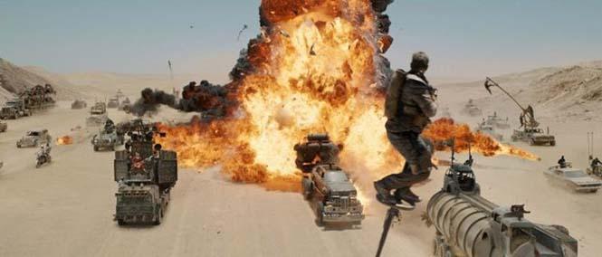 Τα ειδικά εφέ του «Mad Max: Fury Road» (24)