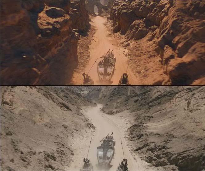 Τα ειδικά εφέ του «Mad Max: Fury Road» (25)